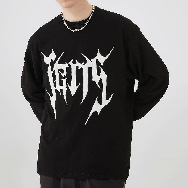 Свитшот 2GUNS Applique Logo Sweatshirt (2)