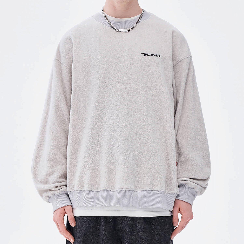 Свитшот 2GUNS Fleece Logo Sweatshirt (1)