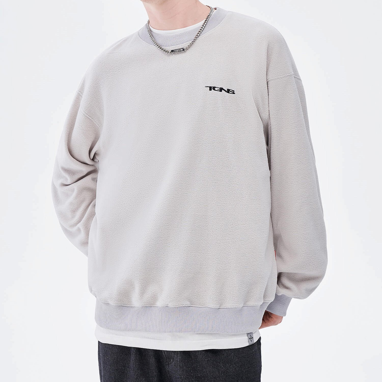 Свитшот 2GUNS Fleece Logo Sweatshirt (2)